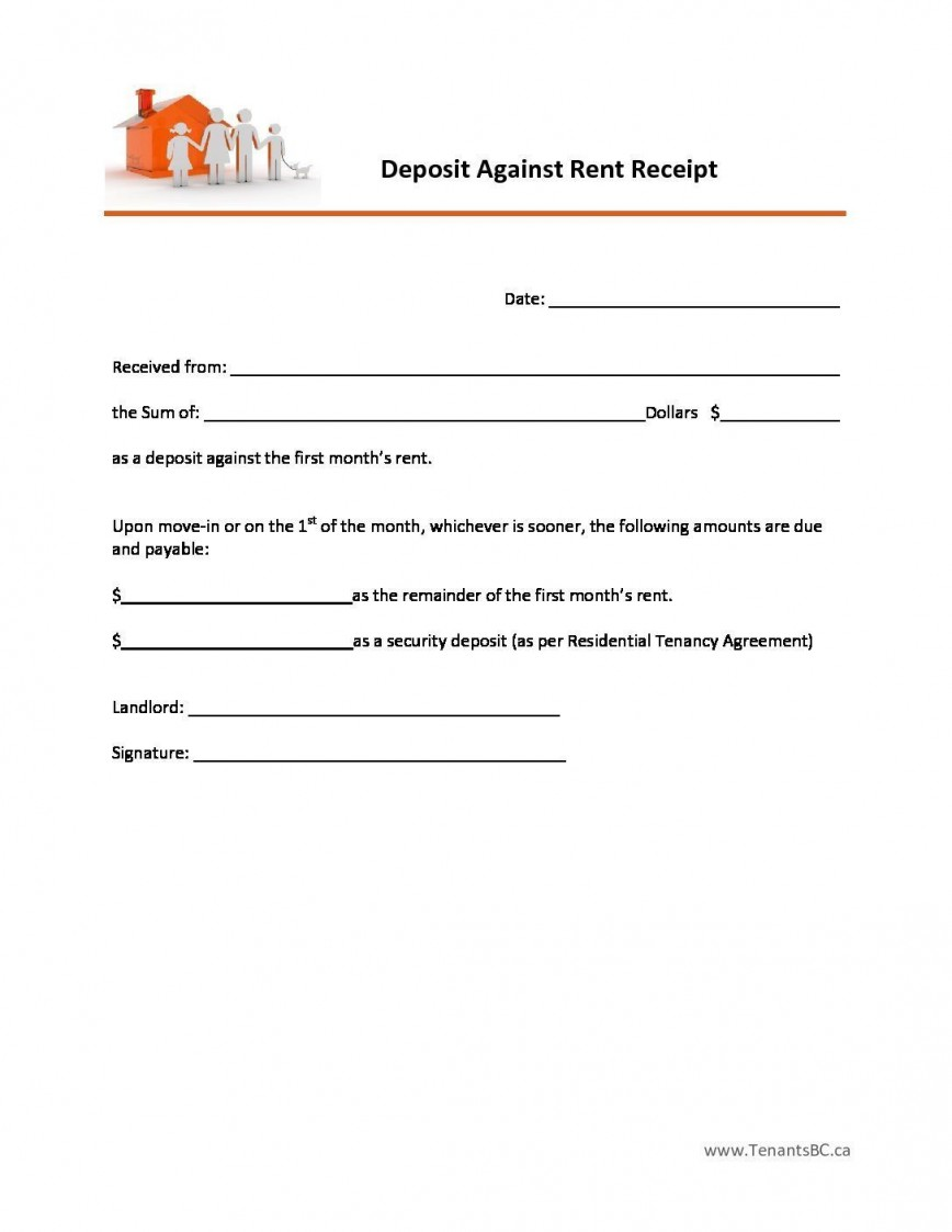 000 Outstanding Rent Receipt Sample Doc Highest Quality  Format Word India Docx Document868