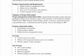 000 Outstanding Sample Statement Of Work Consulting Service Example