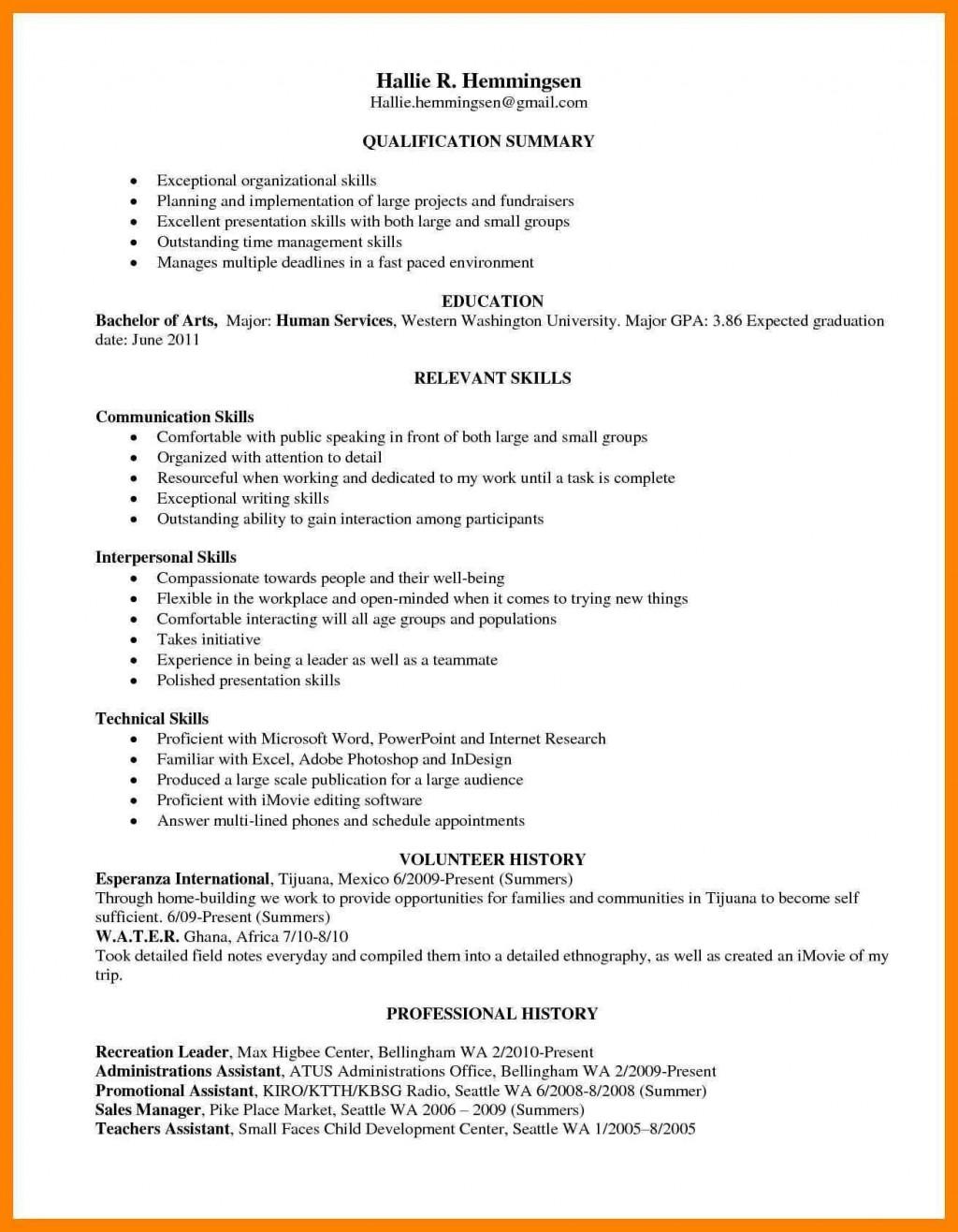 000 Outstanding Skill Based Resume Template Word Idea  MicrosoftLarge