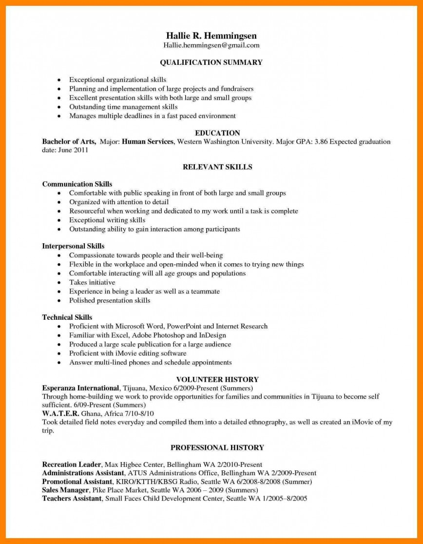 000 Outstanding Skill Based Resume Template Word Idea  Microsoft868