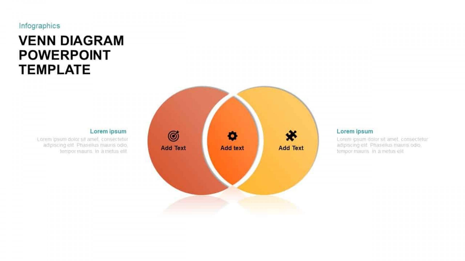 Venn Diagram Template Powerpoint Addictionary