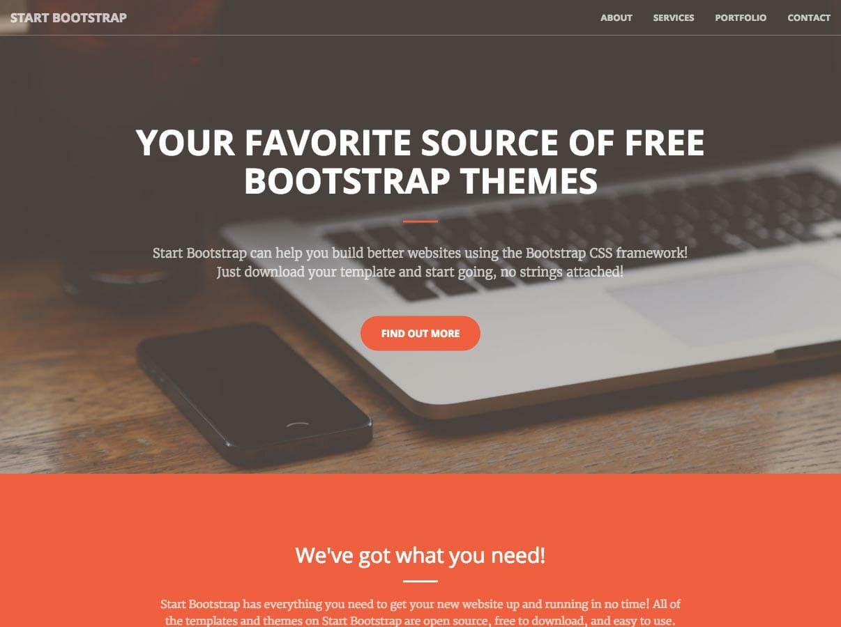 000 Outstanding Web Developer Portfolio Template Idea  Templates Best Design Theme Free WordpresFull