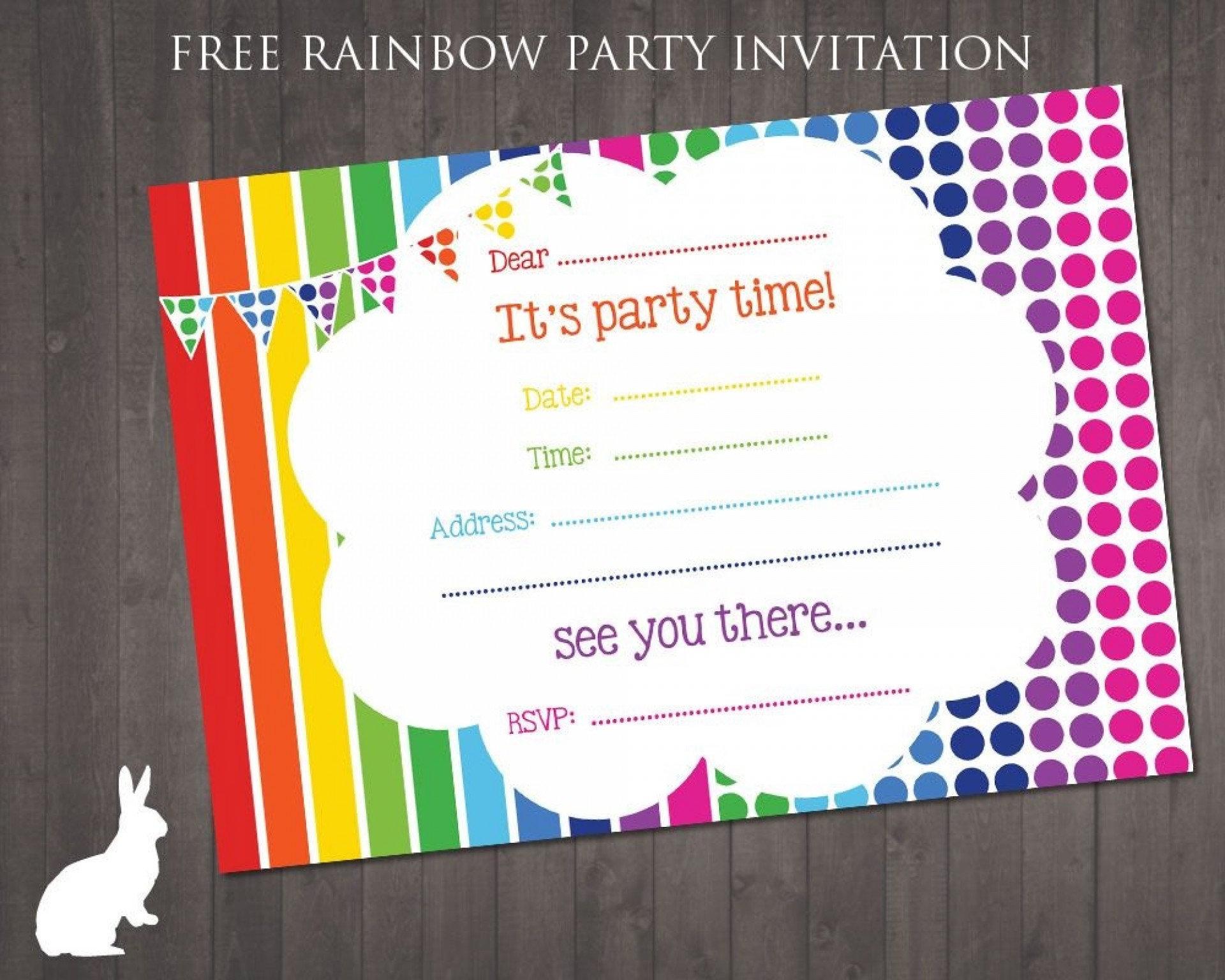 000 Phenomenal Free Printable Party Invitation Template High Resolution  Templates Beach Spa Tea1920