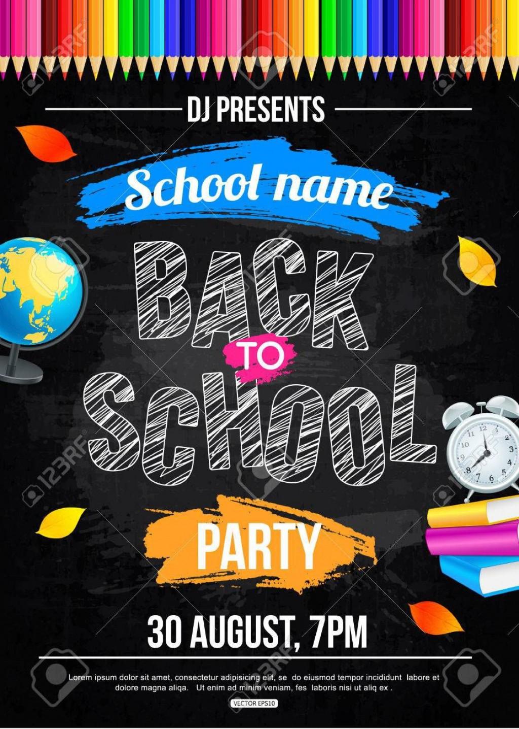 000 Phenomenal Free School Disco Flyer Template Inspiration  Templates PosterLarge