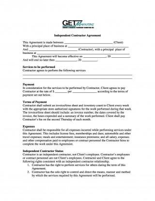 000 Phenomenal Free Service Contract Template Doc Inspiration 320