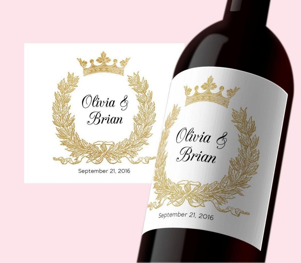 000 Phenomenal Free Wine Bottle Label Template Idea  Mini PrintableLarge