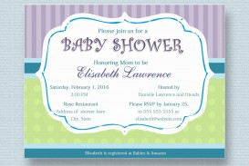 000 Phenomenal Microsoft Word Invitation Template Baby Shower Design  M Invite Free