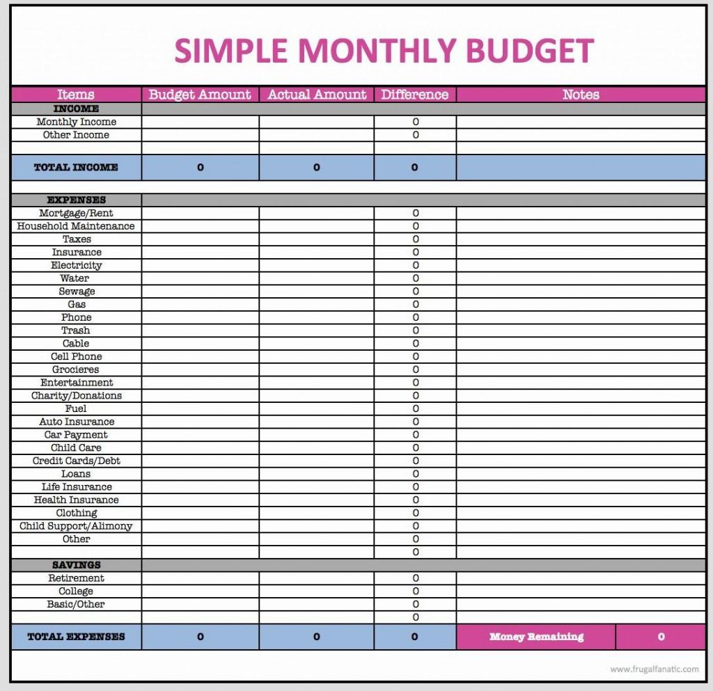 000 Phenomenal Personal Expense Tracker Template Excel Idea  Finance SpreadsheetLarge