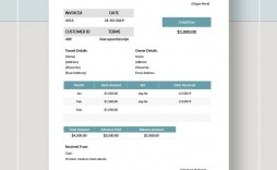 000 Phenomenal Rent Receipt Template Google Doc Highest Clarity  Docs Invoice Rental