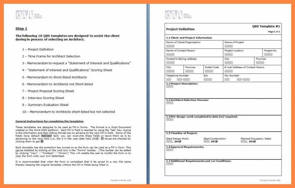 000 Phenomenal Simple Scope Of Work Template Example  Sample ExcelLarge