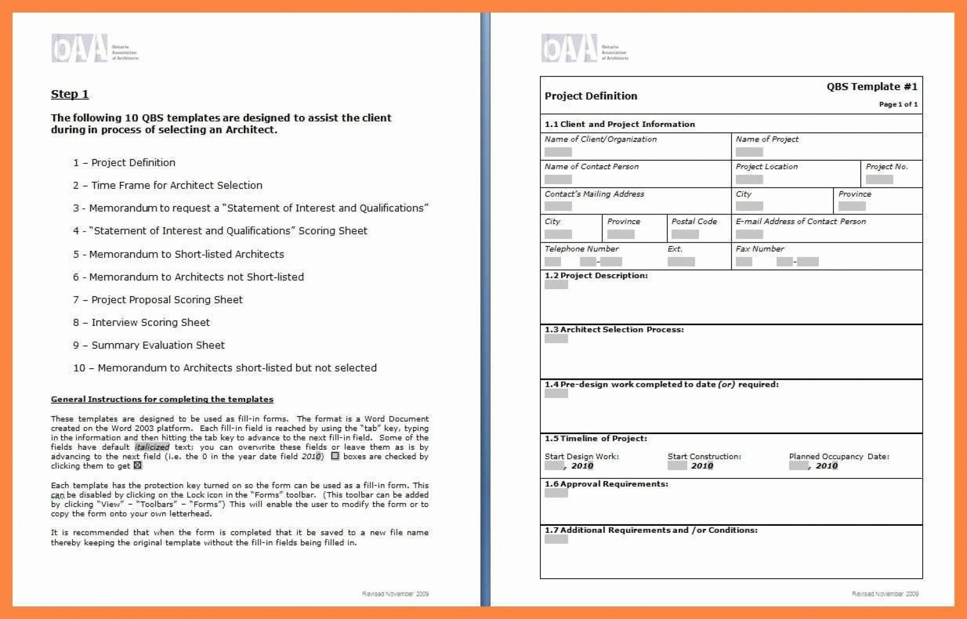 000 Phenomenal Simple Scope Of Work Template Example  Sample Excel1920