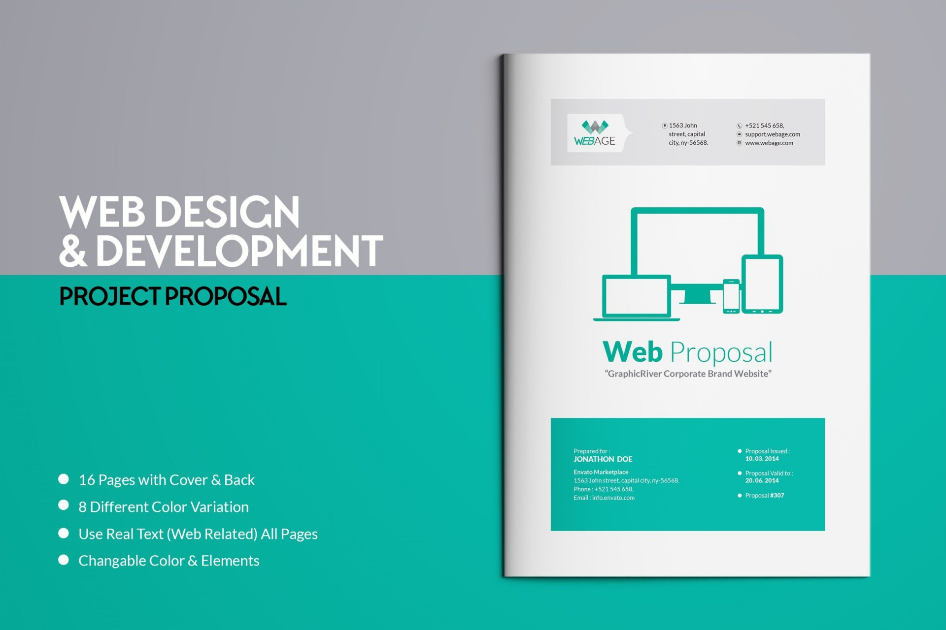 000 Phenomenal Website Development Proposal Format Photo  Web Template Pdf Sample Ecommerce1920