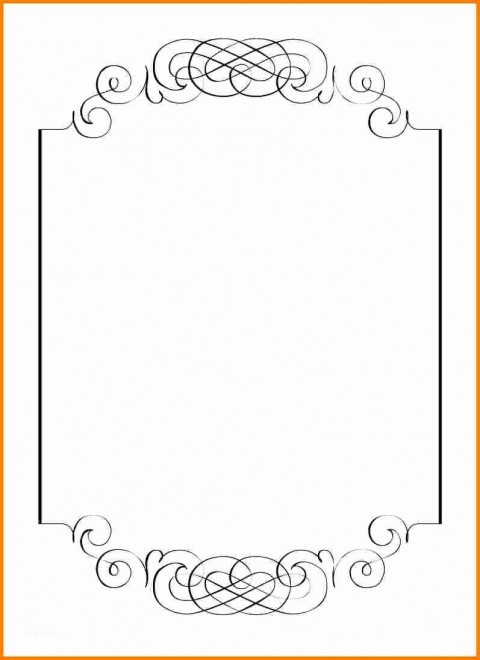 000 Rare Blank Birthday Invitation Template For Microsoft Word Photo 480