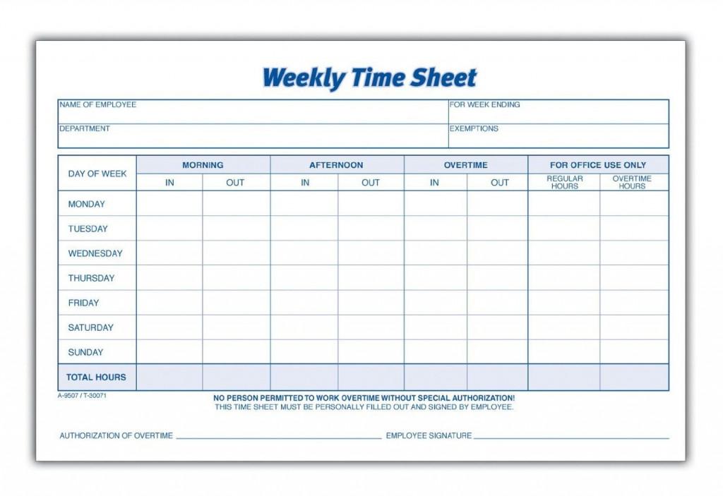 000 Rare Employee Time Card Printable Sample  Timesheet Template Excel Free Multiple SheetLarge