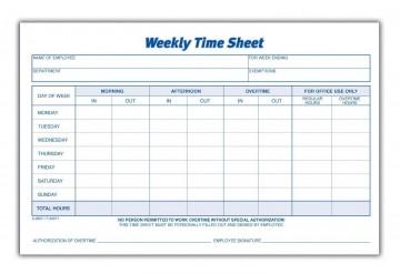 000 Rare Employee Time Card Printable Sample  Timesheet Template Excel Free Multiple Sheet360