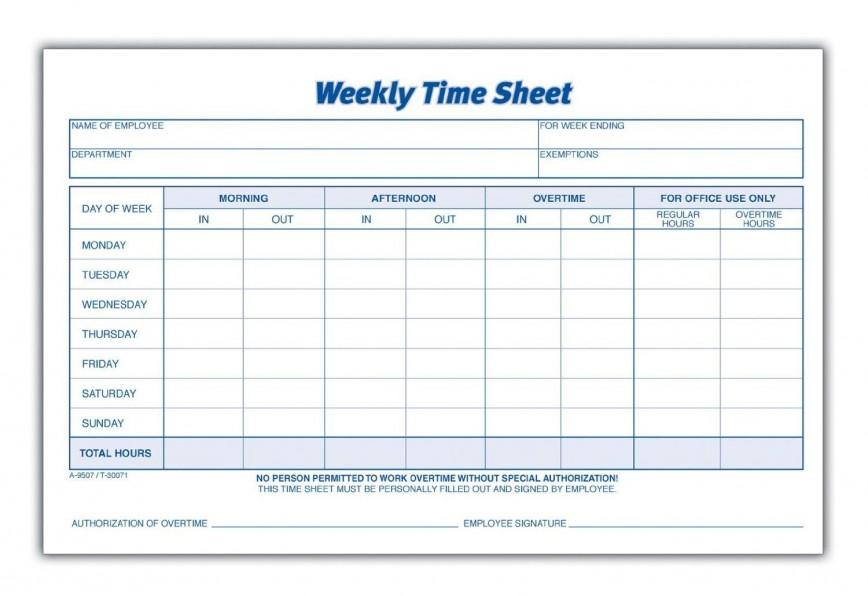 000 Rare Employee Time Card Printable Sample  Timesheet Template Excel Free Multiple Sheet868