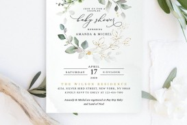 000 Rare Free Couple Shower Invitation Template Download Concept
