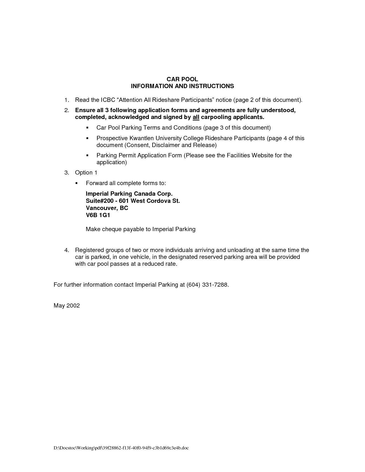 000 Rare Liability Release Form Template Idea  General Waiver Church FreeFull