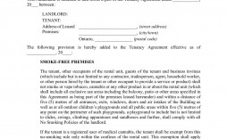 000 Remarkable Addendum Form For Rental Agreement Photo