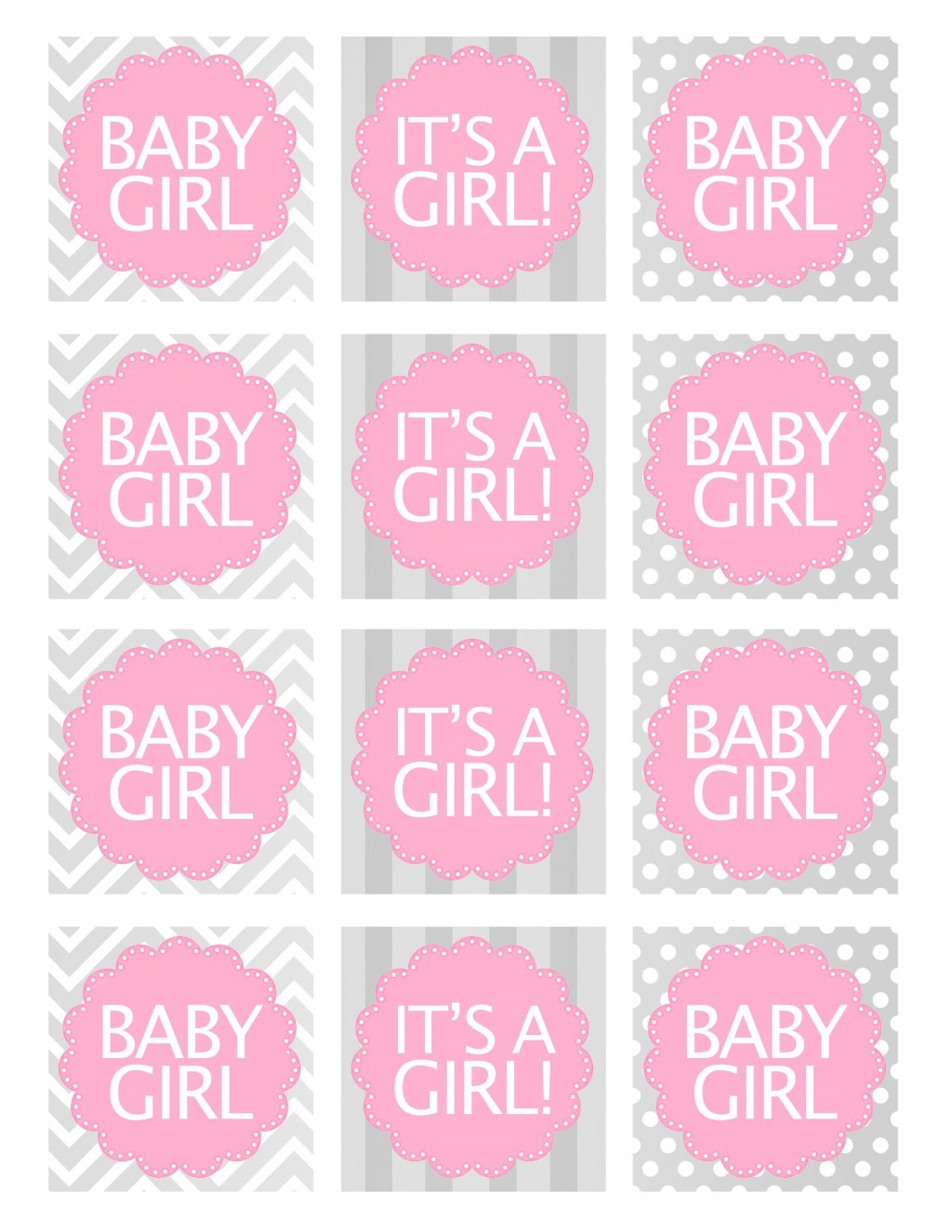 000 Remarkable Baby Shower Printable Girl High Def  Sheet Cake Cute For ALarge