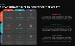 000 Remarkable Strategic Planning Template Free Design  Excel 6 It For Cio