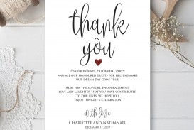 000 Remarkable Thank You Card Template Idea  Wedding Busines Word Free