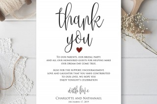 000 Remarkable Thank You Card Template Idea  Wedding Busines Word Free320