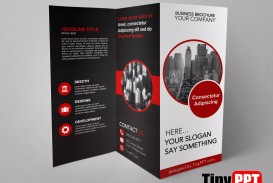 000 Sensational 3 Fold Brochure Template Doc High Definition  Google