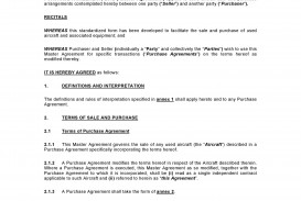 000 Sensational Busines Sale Agreement Template Free Download South Africa Image