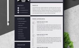 000 Sensational Creative Resume Template M Word Free Highest Clarity