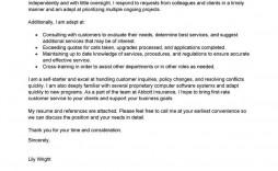 000 Sensational Email Cover Letter Example For Customer Service Idea  Sample Representative