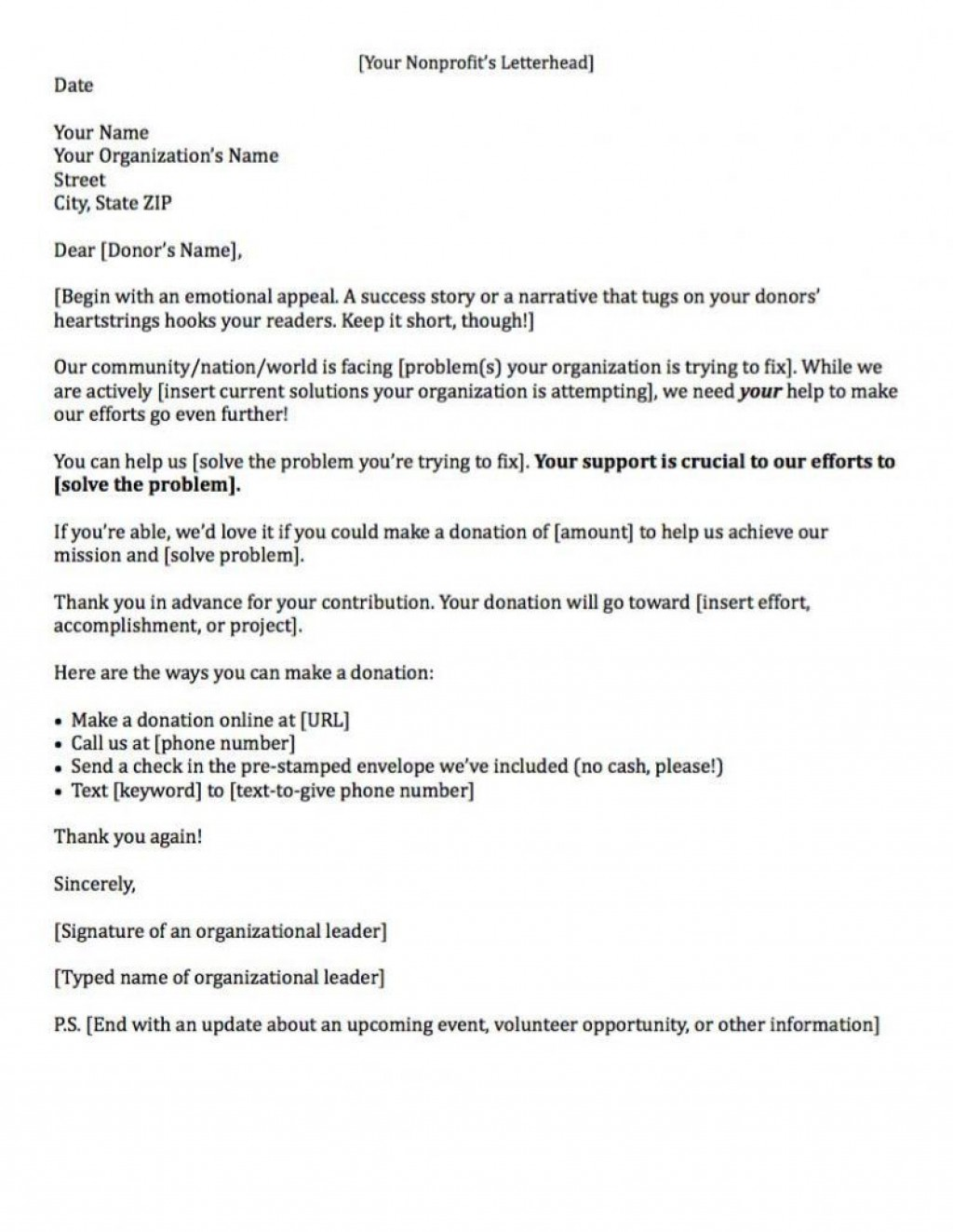 000 Sensational Fund Raising Letter Template Example  Templates Of Fundraising Appeal For Mission Trip UkLarge