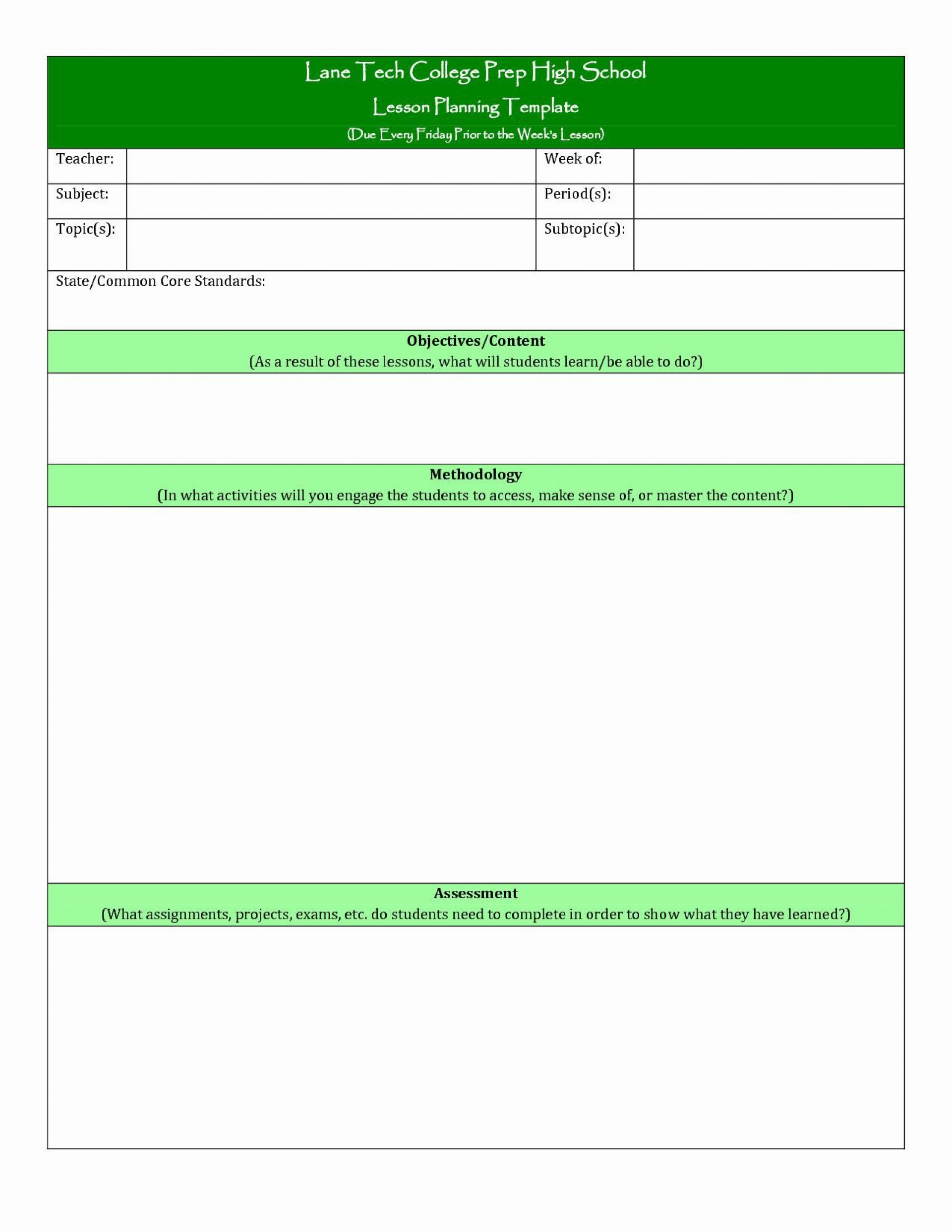 000 Sensational How To Make A Lesson Plan Template In Google Doc High Definition  Docs1920