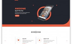 000 Sensational Html Landing Page Template Free Photo  Responsive Download Simple Best