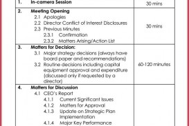 000 Sensational Meeting Agenda Template Word Inspiration  Microsoft Board 2010 Example
