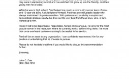 000 Sensational Personal Letter Of Recommendation Template Sample  Character Reference Assistant