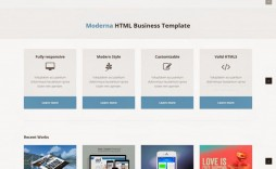 000 Sensational Simple Html Responsive Website Template Free Download Idea  With Cs Bootstrap
