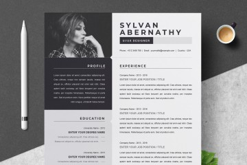 000 Sensational Single Page Resume Template Inspiration  Cascade One Free Download Word For Fresher360