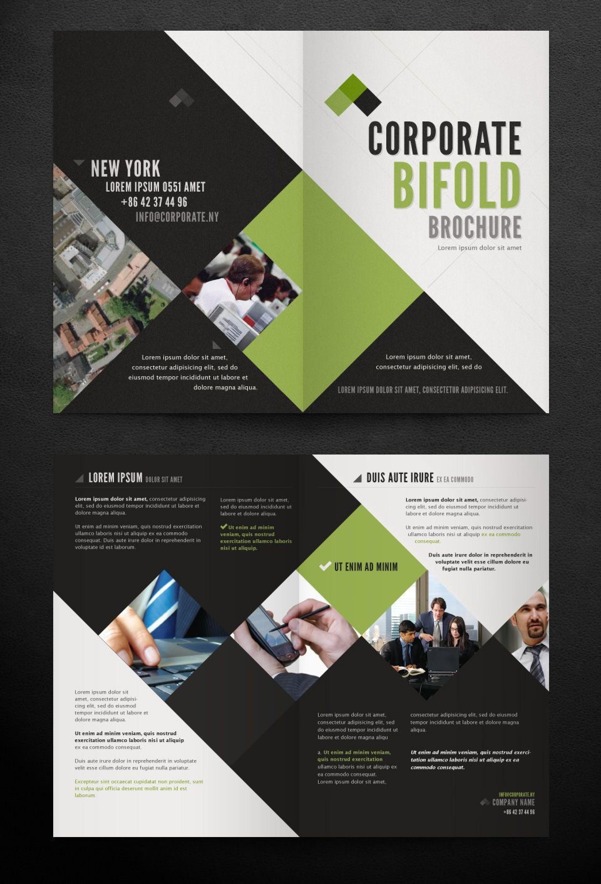 000 Shocking Bi Fold Brochure Template Word Highest Clarity  Free Download Microsoft1920