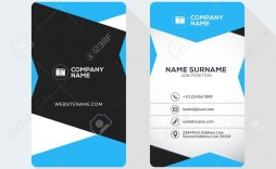 000 Shocking Double Sided Busines Card Template Photo  Templates Word Free Two Microsoft