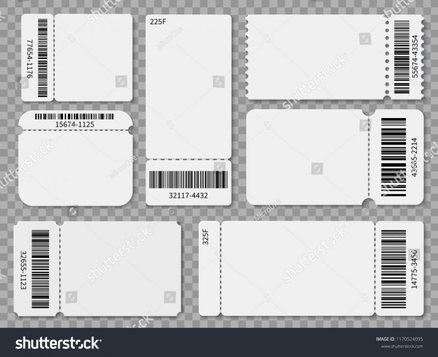 000 Shocking Free Concert Ticket Template Printable High Def  Gift