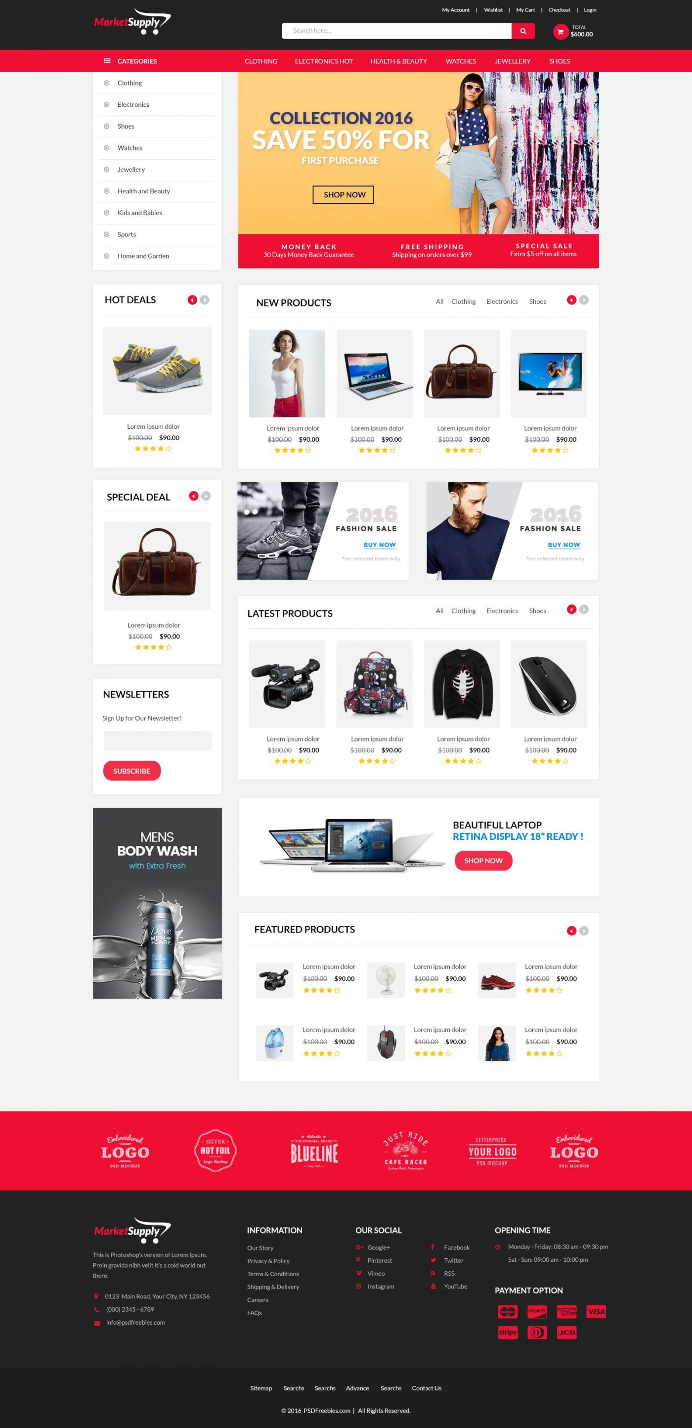 000 Shocking Free Php Website Template Idea  Download And Cs Full Theme1400