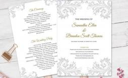 000 Shocking Free Wedding Program Fan Template High Definition  Templates Printable Paddle Word