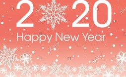 000 Shocking New Year Card Template High Definition  Happy Chinese 2020 Free