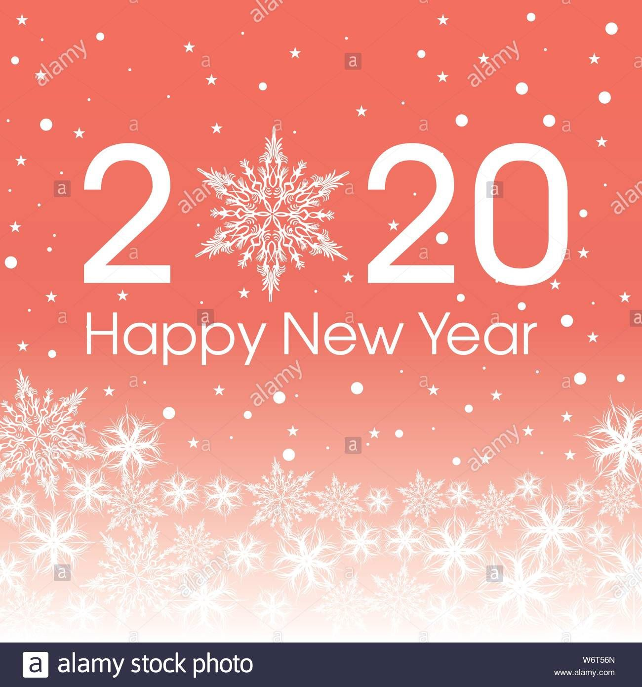 000 Shocking New Year Card Template High Definition  Happy Chinese 2020 FreeFull