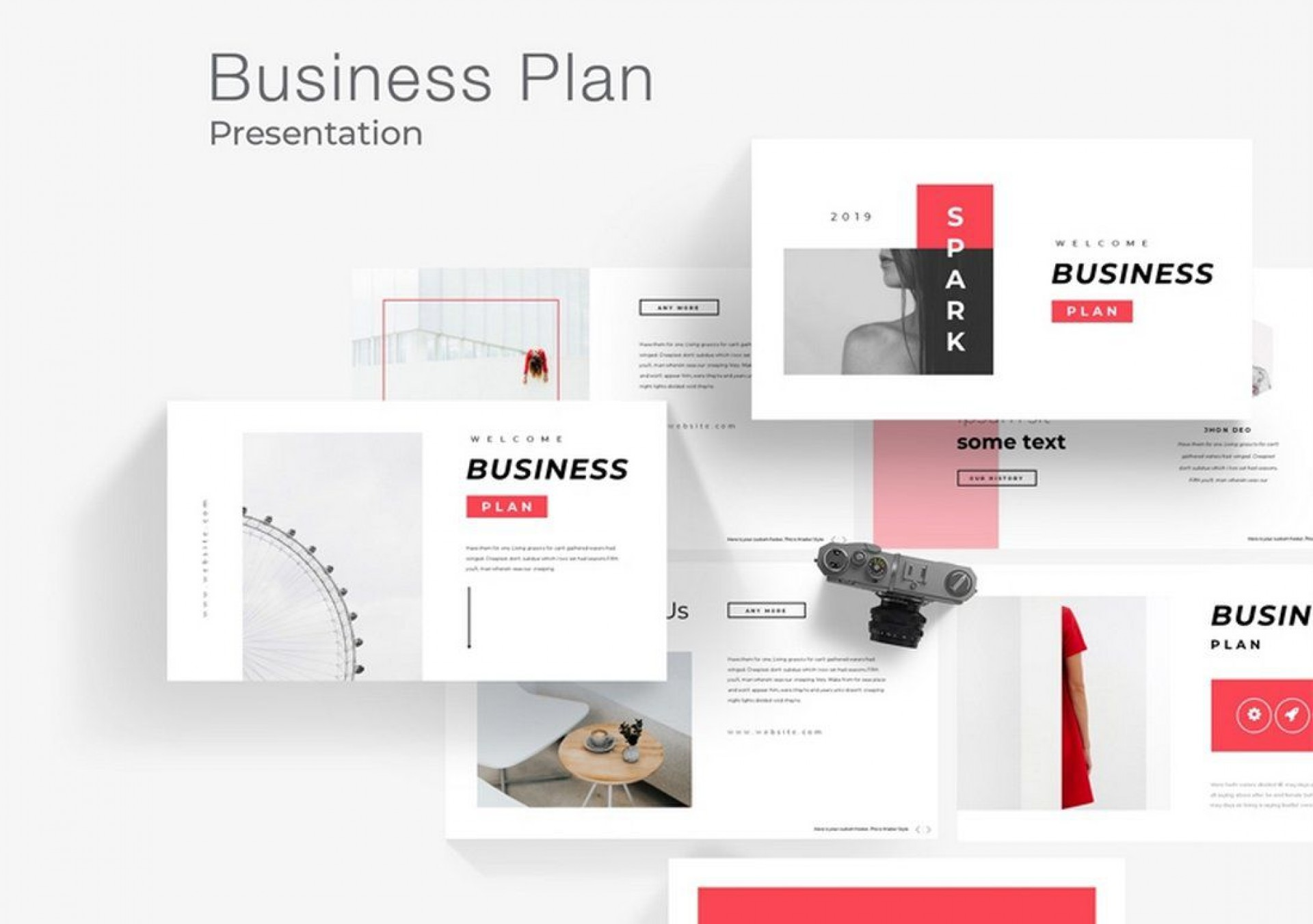 000 Shocking Ppt Busines Presentation Template Free Example  Best For Download1920