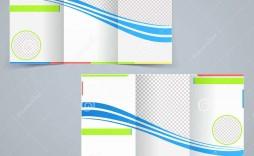 000 Shocking Word Tri Fold Brochure Template Photo  2010 Microsoft M Office