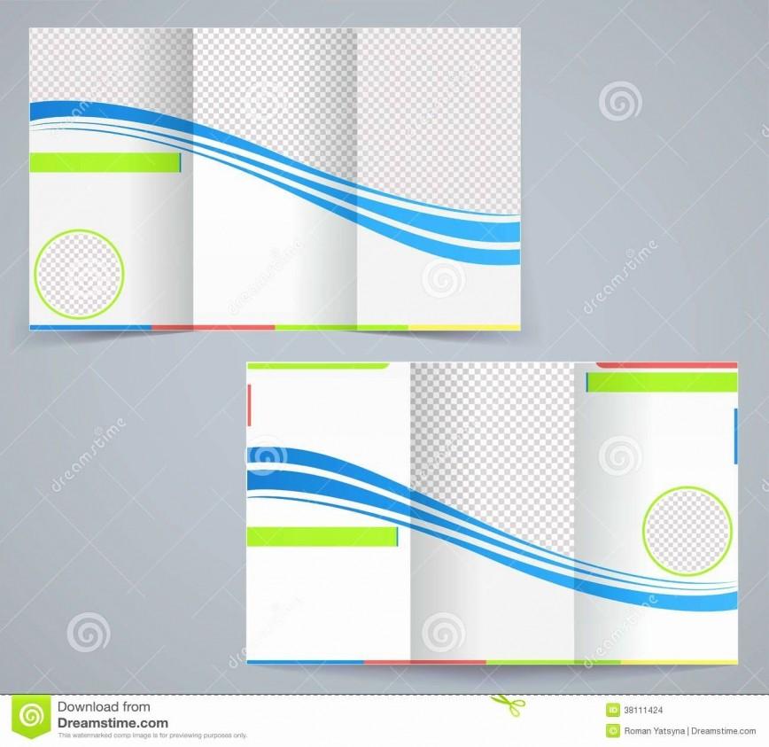 000 Shocking Word Tri Fold Brochure Template Photo  Microsoft Blank Free