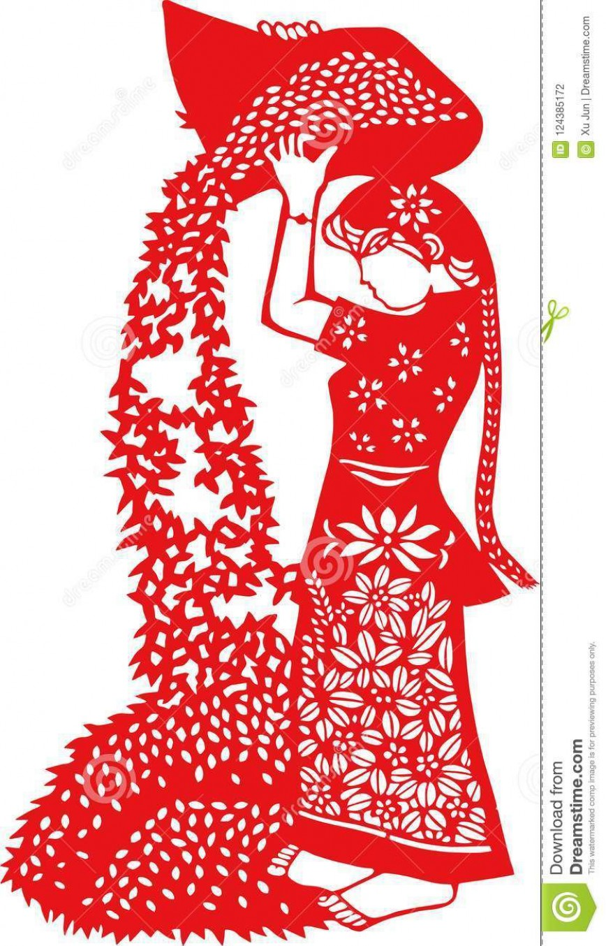 000 Simple Chinese Paper Cutting Template Inspiration  Pdf DragonFull