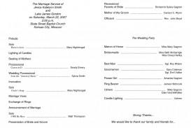 000 Simple Free Church Christma Program Template Photo